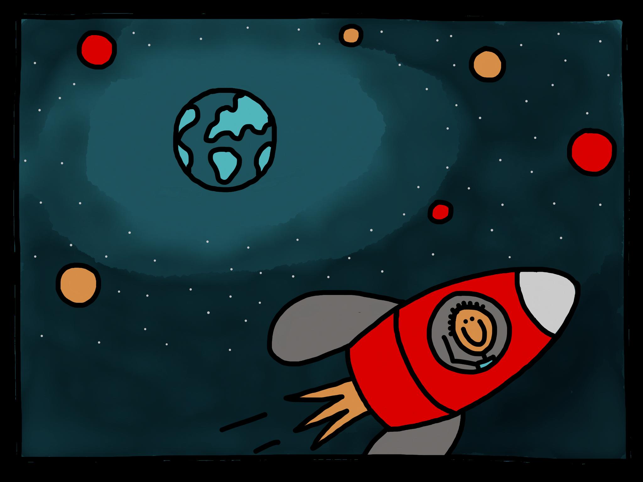 wat doen astronauten