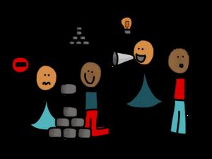 Bewust zijn van informele rollen bij de rolverdeling in teams